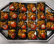 Stuffed Peppers | Above & Beyond Catering | Picture Gallery