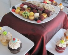 Dessert Buffet | Above & Beyond Catering | Picture Gallery