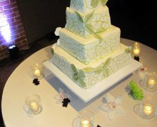 Wedding Cake | Above & Beyond Catering | Picture Gallery